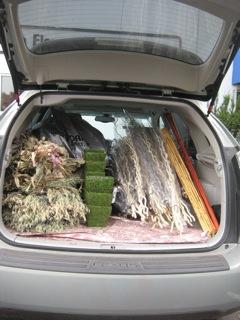 Back of car 1