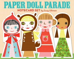 Notecards-paperdollparade