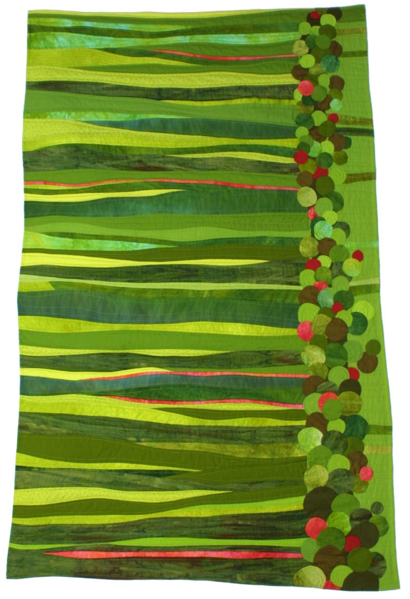 Landscape1Quilt-Green