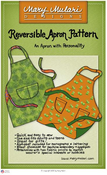 Reversible-Apron
