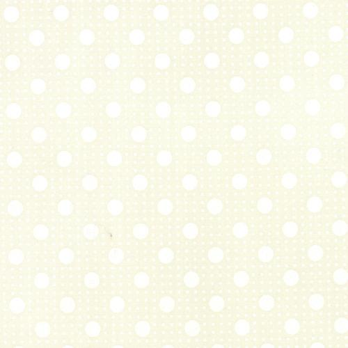 Uslin_Mates_9981-13_Natural_Dots_Moda_Fabrics