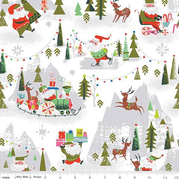 Christmas_Fabric_Riley_Blake_Way_Up_North_C7320_Grey