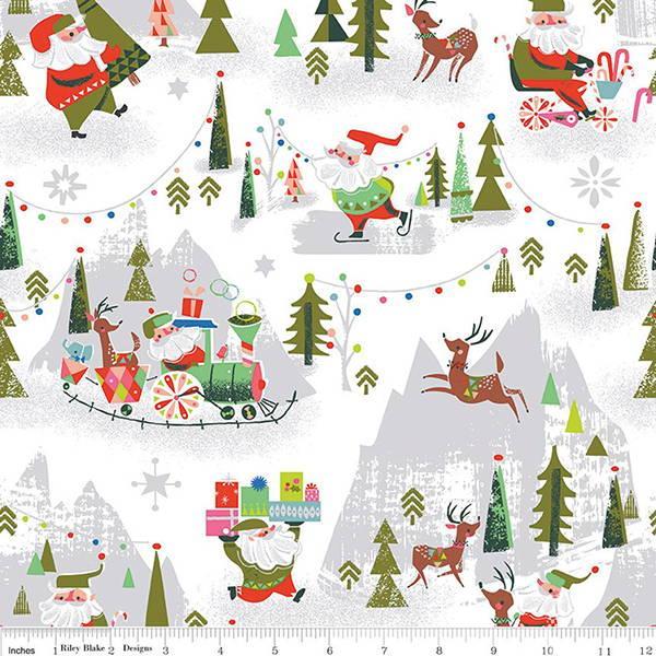Christmas_Fabric_Riley_Blake_Way_Up_North_C7320_Grey