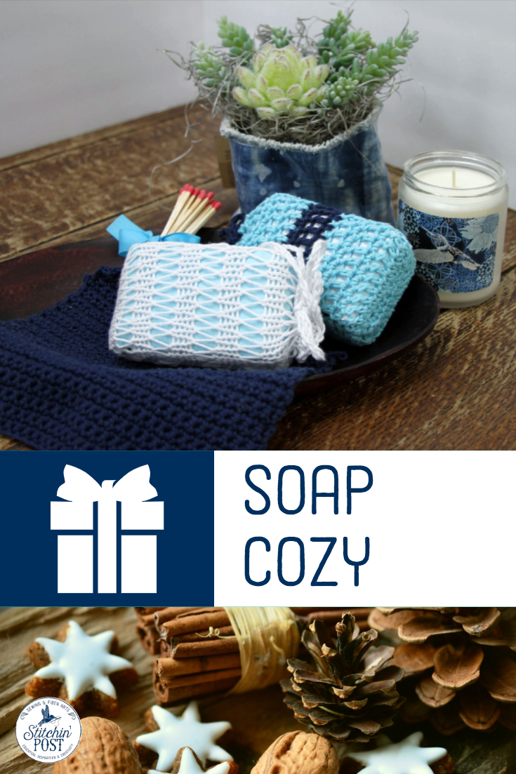 Knit Or Crochet Soap Cozies Free Patterns Blog Stitchin Post