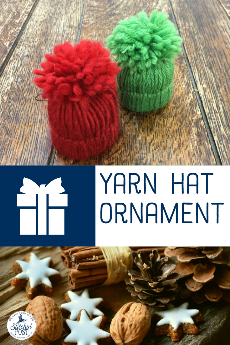 12Projects #12 Yarn Hat