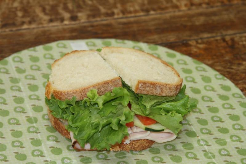 SandwichinWrap