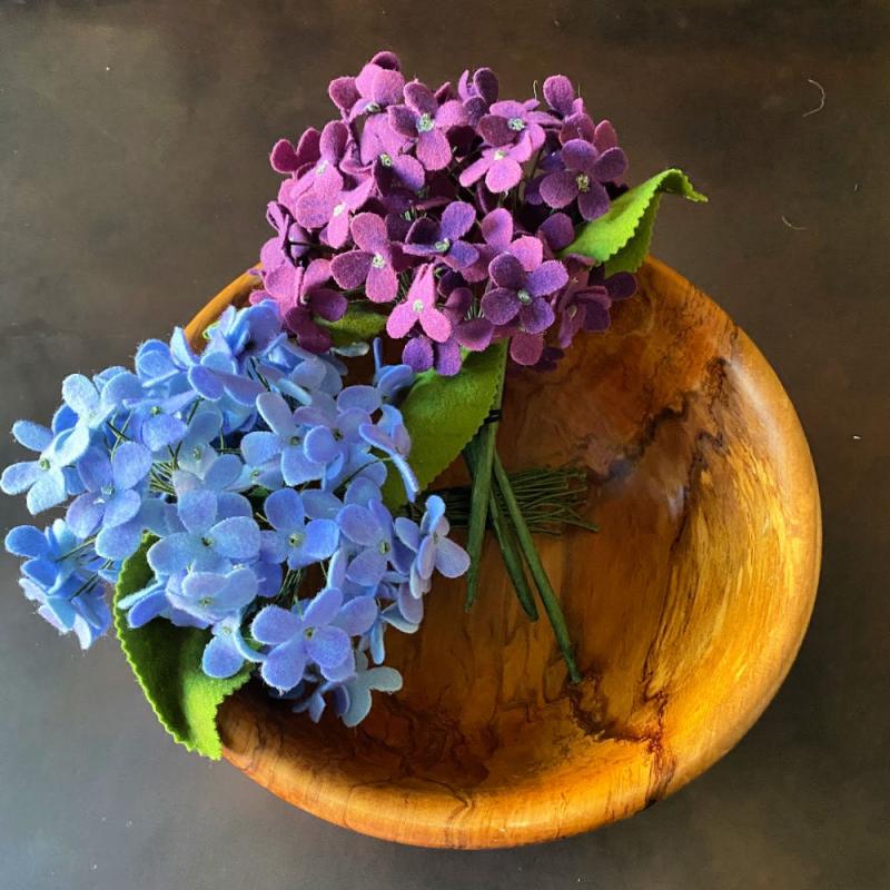 Hydrangea-bowl